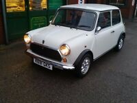 L@@K MINI CLASSIC AUTO ONLY 19800 MILES FROM NEW PX SWAP £4995