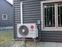 FREE LG Mini Split Heat Pump Estimates!