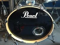 5 Piece Pearl Forum Series Drum Kit