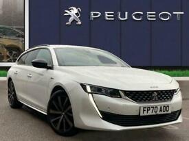 image for 2020 Peugeot 508 SW 1.5 Bluehdi Gt Line Estate 5dr Diesel Eat s/s 130 Ps Auto Es