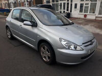 Automatic -- Peugeot 307 2.0 16v SE 5dr (a/c) -- Part Exchange Welcome -- Drives Good
