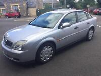 2004 Vauxhall Vectra 1.8i 16v LS petrol manual