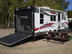 Roulotte cargo Fun finder 2009 XTRA XT-200 24 pieds