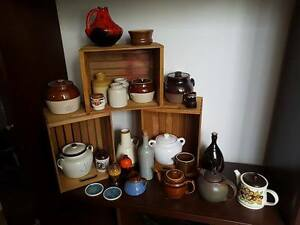 POTTERY, ANTIQUES, VINTAGE COLLECTABLES AND MORE!