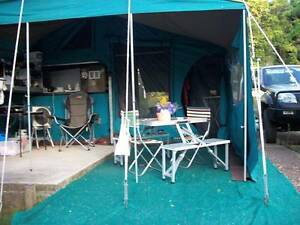 SLIDE-ON/CAMPER, EXCELLENT CONDITION - NEAR NEW Mysterton Townsville City Preview