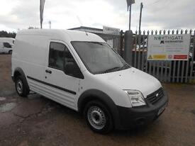 Ford Transit Connect High Roof Van Tdci 90Ps DIESEL MANUAL WHITE (2012)