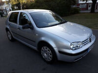 Diesel -- Automatic -- Volkswagen Golf 1.9 TDI PD SE 5dr --- Part Exchange Welcome --- Drives Good