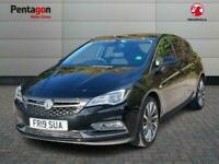 2019 Vauxhall Astra 1.4i Turbo Griffin Hatchback 5dr Petrol 150 Ps Hatchback PET