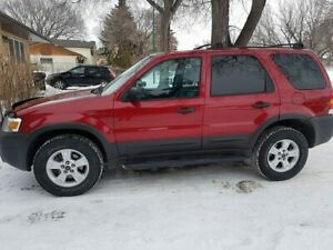 SUV FORD ESCAPE XLT V6 4WD