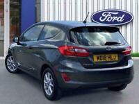 2018 Ford Fiesta 1.0t Ecoboost Zetec Hatchback 3dr Petrol Manual s/s 100 Ps Hatc