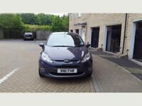 Ford Fiesta 1.6 Titanium 5dr - Brand new MOT until 23/05/19