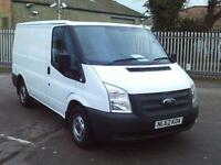 Ford Transit T280 SWB LOW ROOF VAN TDCI 100PS DIESEL MANUAL WHITE (2012)