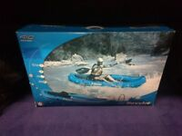 Sevylor Rio inflatible Kayak 1 person