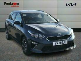 image for 2021 Kia Ceed 1.6 Crdi Mhev 3 Sportswagon 5dr Diesel Hybrid Dct s/s 134 Bhp Auto