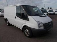 Ford Transit Low Roof Van Tdci 125Ps DIESEL MANUAL WHITE (2013)