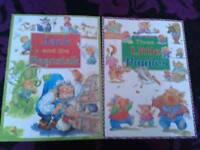 Childrens huge story books