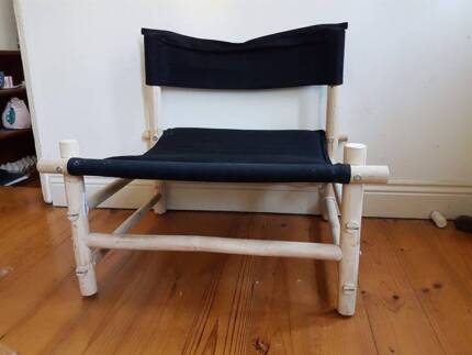 IKEA low set chair