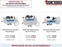 Draper 12v Dc Atv Spot/Broadcast Sprayer's