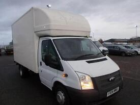 Ford Transit Chassis Cab Tdci 125Ps [Drw] DIESEL MANUAL WHITE (2014)