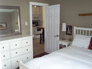 Beautiful sunny 1 bed apartment in Hintonburg available July 1st