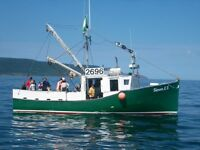 "44'/14'6"" Commercial Fishing Boat"