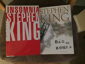 Stephen Kings books and more