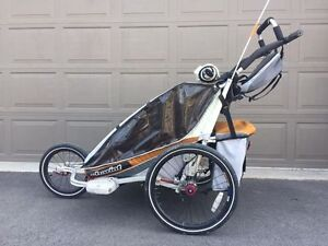Double Chariot (CX2) stroller