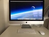 """27"""" 5K 3.2Ghz I5 IMac (late2015) excellent condition with apple keyboard and Magic Mouse 2"""