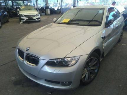 ASV******2010 BMW 325i E92 COUPE SILVER WRECKING PARTS - B22210 Villawood Bankstown Area Preview
