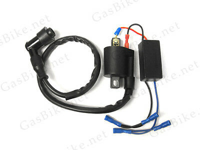 High Performance Super Charge Cdi For 66Cc 80Cc Gas Motorized Bicycle Engine