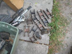 Various Suzuki Samurai Parts