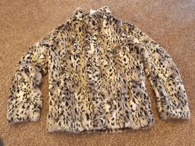 Brand New !!! Per una Marks & Spencers Fur Coat