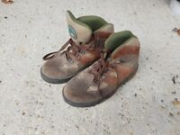 Walking / Hiking boots - UK Size 2 (EUR 34) - ideal for camping / school trips