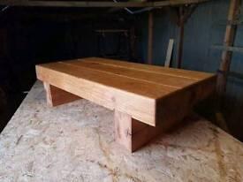 Sleeper Oak Coffee tables