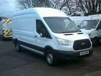 Ford Transit 2.2 Tdci 125Ps H3 Van DIESEL MANUAL WHITE (2014)