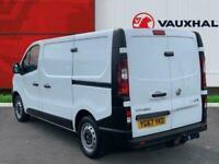 2017 Vauxhall Vivaro 1.6 Cdti 2700 Panel Van 5dr Diesel Manual L1 H1 Eu6 120 Ps