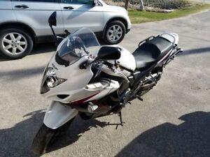 Suzuki GSX650F Sport touring bike