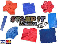 Concrete Stamp Rentals And More!