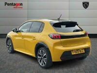 2020 Peugeot 208 1.2 Puretech Gt Line Hatchback 5dr Petrol Manual s/s 100 Ps Hat