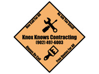 GENERAL CONTRACTOR - KNOX KNOWS CONTRACTING