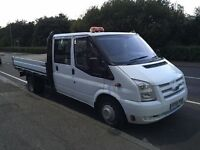 Ford Transit dropside willing to swap