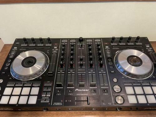 "Pioneer DDJ-SX Performance DJ Controller Black Serato W26.1"" from Japan works jp"