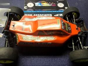 Team associated B44.3 - Buggy 4wd 1/10