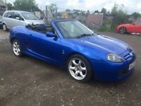 Mg tf 1.8l Petrol convertible