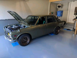 1971 Datsun 510 with SR20DE... finish this project!