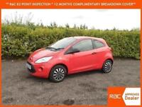 2011 Ford KA STUDIO 1.3 3dr GREAT FIRST CAR £30 TO TAX