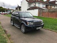 Land Rover Range Rover Sport 2.7 TD V6 HSE 5dr 6 MONTHS FREE WARRANTY, cat d