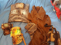 Fallout Cosplay (one of a kind wearable PipBoy)