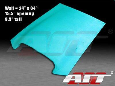 Ait Racing Type 1 Frp Roof   Hood Scoop Unhiscoop4
