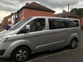 Excellent condition 9 seater Silver Van